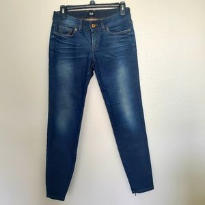 D&G low rise, tight fit skinny jeans
